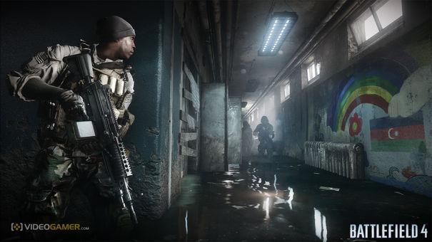 Xbox One版『BATTLEFIELD 4』ではKinectでリーンや要請、仲間への合図が可能
