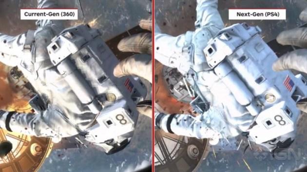 Call of Duty Ghosts - Current-Gen vs Next-Gen2