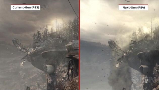 Call of Duty Ghosts - Current-Gen vs Next-Gen4