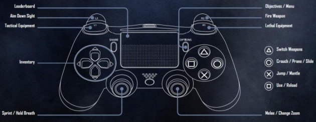 PS4 touchpad for Ghosts will be used to bring up leaderboards2