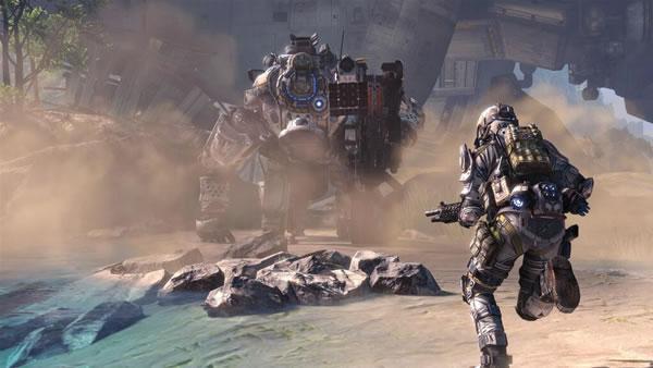 """Titanfall:ゲームは既に完成、ベータテストは""""今まさに考えている"""""""