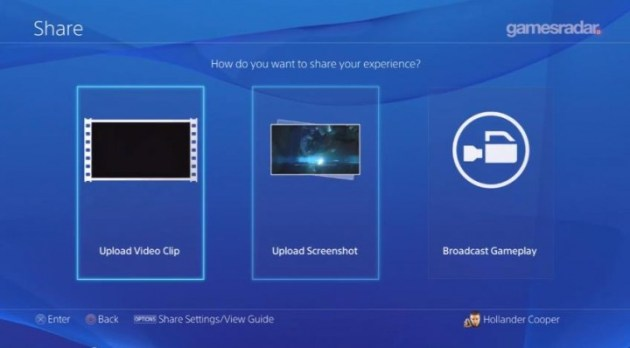PlayStation 4の映像配信機能、かなりお手軽そう(Twitch,Ustream)