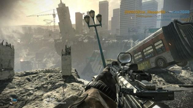 """CoD330688 ゴースト:PS4の""""シェア機能""""で撮影された高解像度スクリーンショット-011"""
