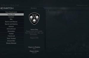 """CoD ゴースト 体力増加の新モード""""Heavy Duty""""がプレイリストに追加 Infectedに新しいロードアウトも"""