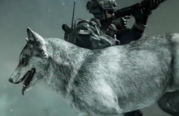 "CoD ゴースト : ガード・ドッグ用のスキン""The Wolf""公式発表、クールな映像も公開"