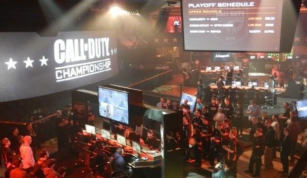 「Call of Duty Championship 2014」