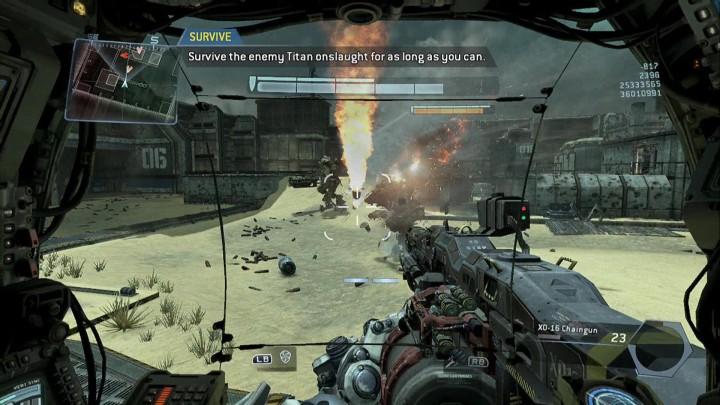 タイタンフォール:Xbox One/PC版を完全オープンβ化!
