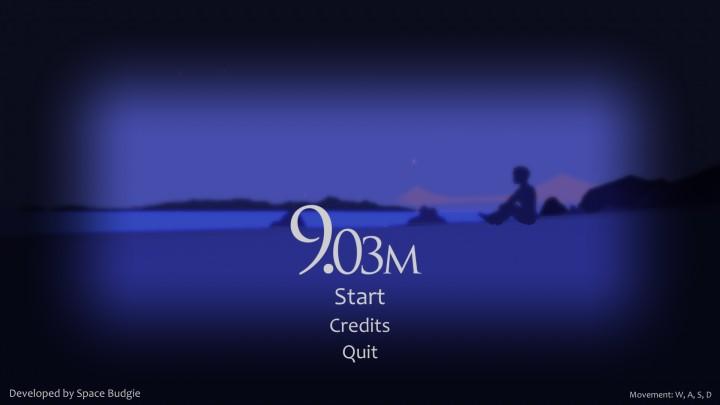 東日本大震災の犠牲者に捧ぐショートストーリーゲーム『9.03m』