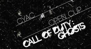 "CoD:ゴースト: ""CyAC:Open Cup""の準々決勝、準決勝の生放送決定!"