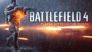 DICE、2月を『BATTLEFIELD 4』プレイヤー感謝月間に。毎日ログインボーナスを配布へ