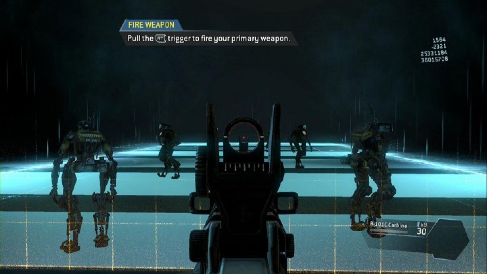 Titanfall  αテストのメニュー画面、ボタンレイアウト、パイロット・トレーニングなど多数の画像がリーク (13)