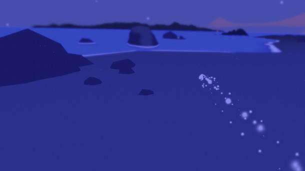 ファーストパーソンのショートストーリーゲーム『9.03m』