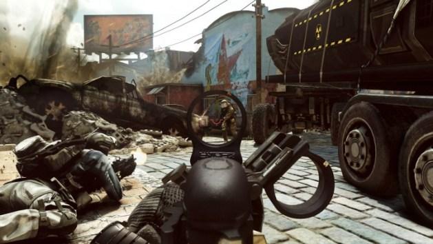 "CoD ゴースト:第一弾DLC""Onslaught""の公式スクリーンショット9"