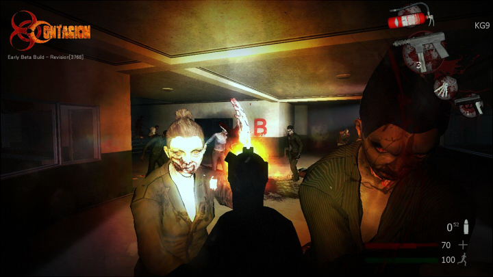 ゾンビ系FPS好き必見!サバイバルホラーゲーム『Contagion』