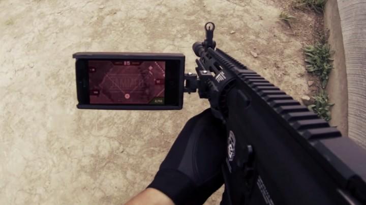 """「ミニマップやボイスチャット」など、FPSゲームの要素をサバイバルゲームで可能にするアプリ""""Overwatch"""""""