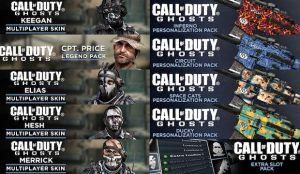 CoD ゴースト:新たなカスタマイズパックの発売が公式発表、Xbox Liveで2月18日にリリース