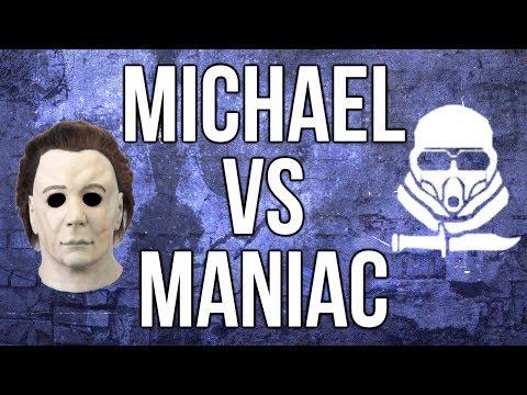 CoD:ゴースト:どっちが強い?マニアックジャガーノート vs マイケル・マイヤーズ