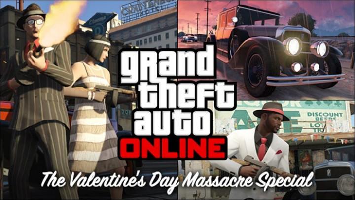 "GTA Online : 期間限定の無料DLC""バレンタインの悲劇""が配信中、2/28まで"