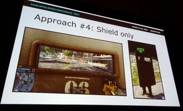 BATTLEFIELD 4:新装備「両手持ち防弾シールド」の開発秘話