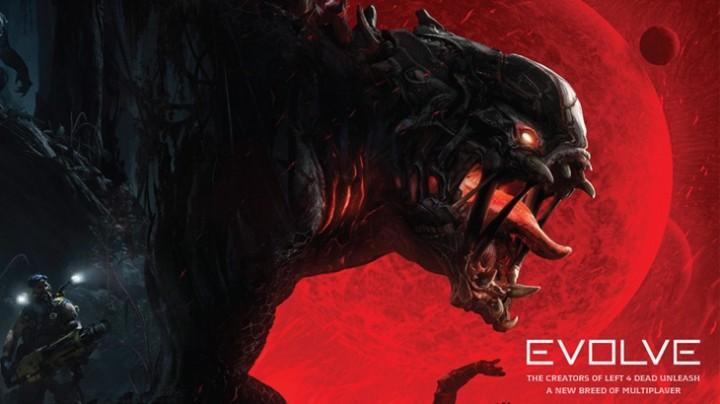 Evolve:2015年2月10日へ発売延期