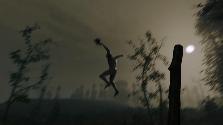 森林サバイバルホラー『The Forest』、PS4で発売決定