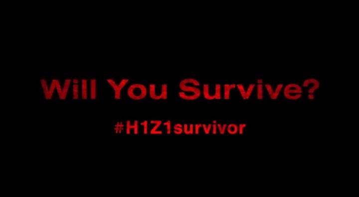 H1Z1 : 公式サイトで「コナミコマンド」を使用すると謎のイメージが出現、隠し動画も発掘