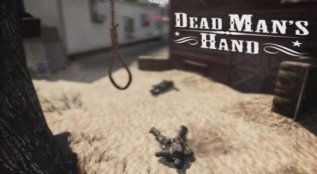 "CoD:BO2:クールでウェスタンな新公式トレイラー""Dead Man's Hand"""