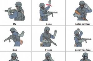 CoD ゴースト:ゴースト勢がよく使うハンドサイン