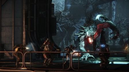 Evolve : ハンターとモンスター、5つの視点を楽しめるトレイラーが公開