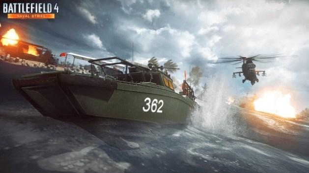 Battlefiled 4 TV誘導ミサイルを破壊されると操縦者がデスするバグ発覚