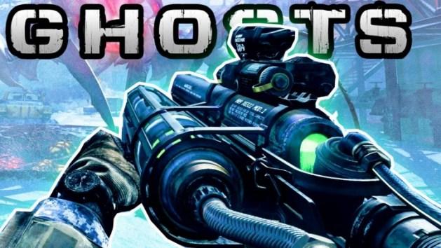 CoD ゴースト:あのお方、ついに強武器「Venom-X」をレゴで完全再現
