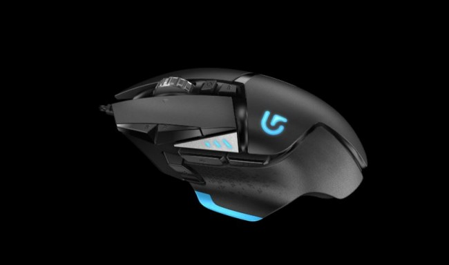 Logitech、サイバーな外観の高性能ゲーミングマウス「G502 Proteus Core」を発表