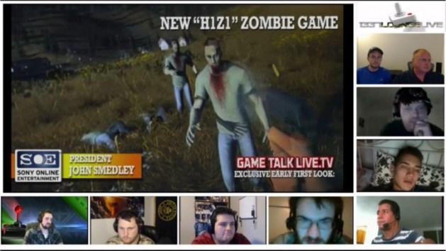 Sony Online Entertainmentが新作MMOゾンビサバイバルFPS「H1Z1」を発表、近日プレイ可能