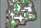 CoD : ゴースト : FFAのマップ毎のスポーン位置をまとめた画像