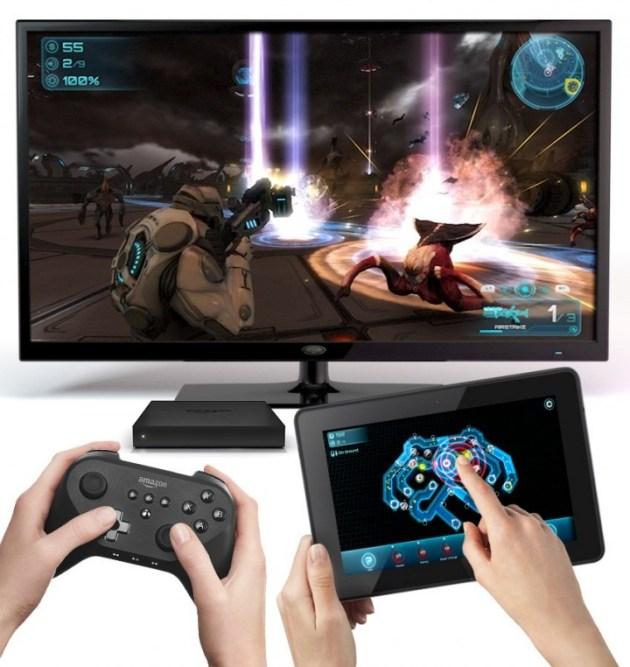 Amazon Game StudiosがPortalとFarcry2のデザイナーを雇用、Amazon Fire TV限定タイトルの発売も