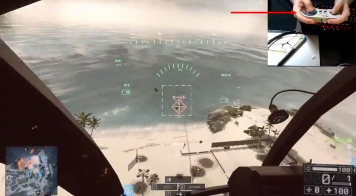 Battlefield 4:パパパパパパスーファミパッドでFPS