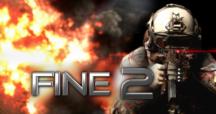 Battlefield 4 : 4K シネマティックモンタージュ「FINE」の続編「FINE 2」が公開