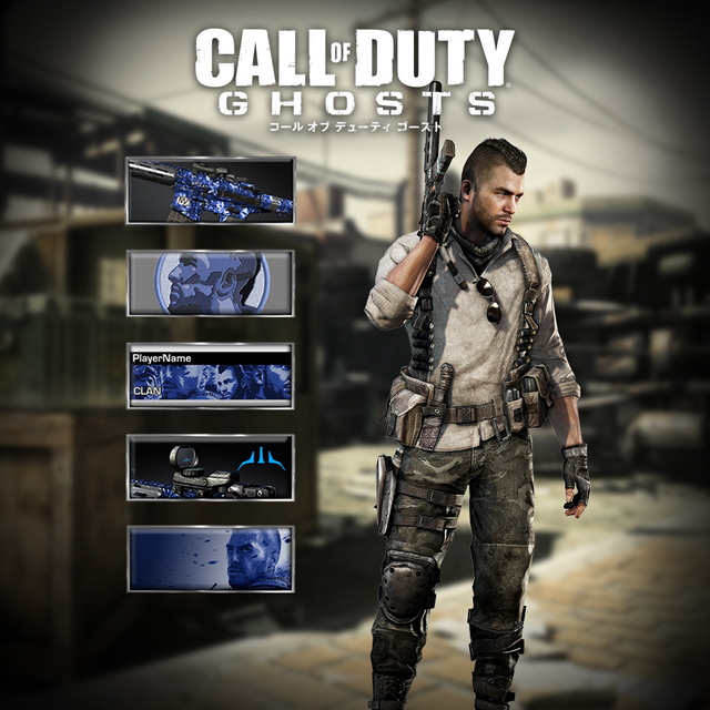 Call of Duty: Ghosts - Hex Pack 2014 pc game Img-1