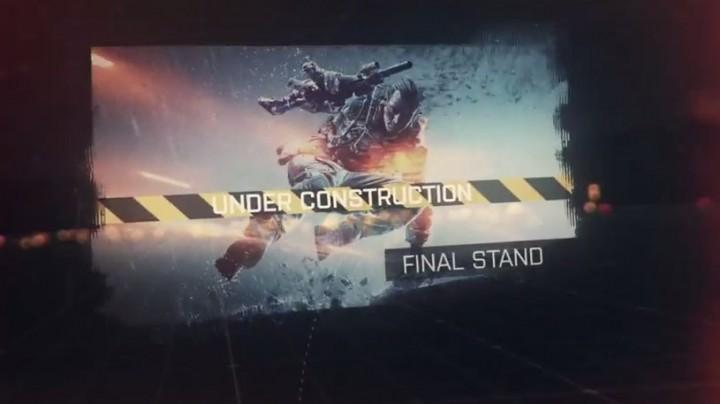 """Battleefield 4:BF4プレミアムビデオが公開、""""Final Stand""""に謎の兵器が登場"""