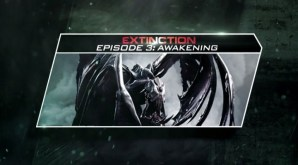 CoD: ゴースト:地下世界の新エイリアンモード「アウェイクニング」プレイ動画(ネタバレ注意)