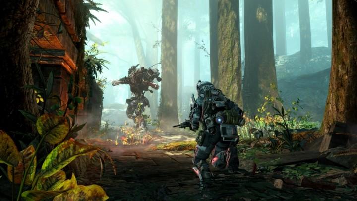 """タイタンフォール:DLCマップ""""Swampland""""が産まれるまでを2分で見られる動画"""