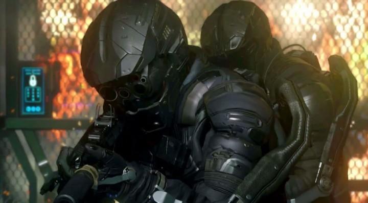 CoD:AW:「CoDを根底から覆す」今までにない自由度で、ホバーバイクやレーザー武器も装備可能