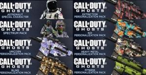 CoD: ゴースト:キャラクター「宇宙飛行士」や新カスタマイズパック6種、Xboxへ5/20配信