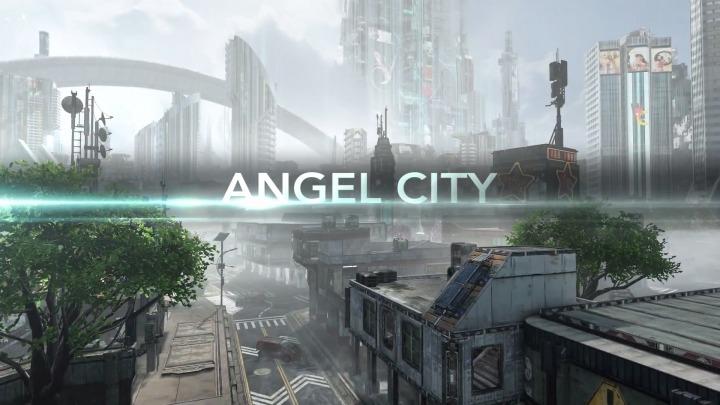"""タイタンフォール : Respawn、マップ""""Angel City""""の公式攻略情報&動画公開"""
