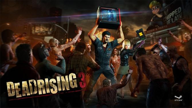 Dead Rising 3、Steamに今夏登場