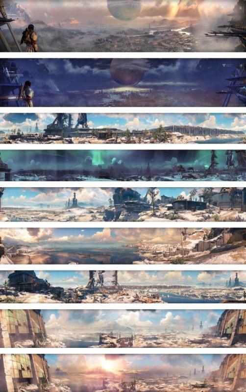 デスティニー:美しい世界を一望できる超巨大パノラマ画像(9枚) (2)