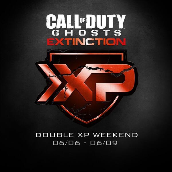 『Call of Duty Ghosts(コール オブ デューティ ゴースト)』エクスティンクション-エイリアンモードダブルXPpYpFo9IAAAaRS4