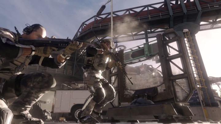 CoD:AW:新要素も判明!未来のテクノロジーと「エグゾスケルトン」にフォーカスした公式動画公開
