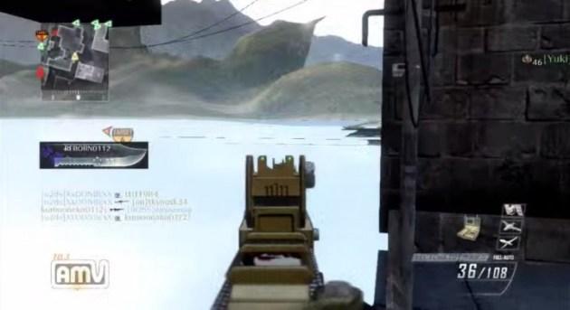 CoDBO2:時空を超えて戦う謎の異次元兵士を発見