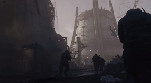 CoD Advanced Warfare(コール オブ デューティ アドバンスド・ウォーフェア)キャンペーン004
